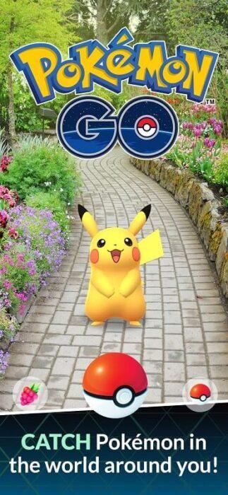 Pokemon Go Mod Apk Joystick 2021